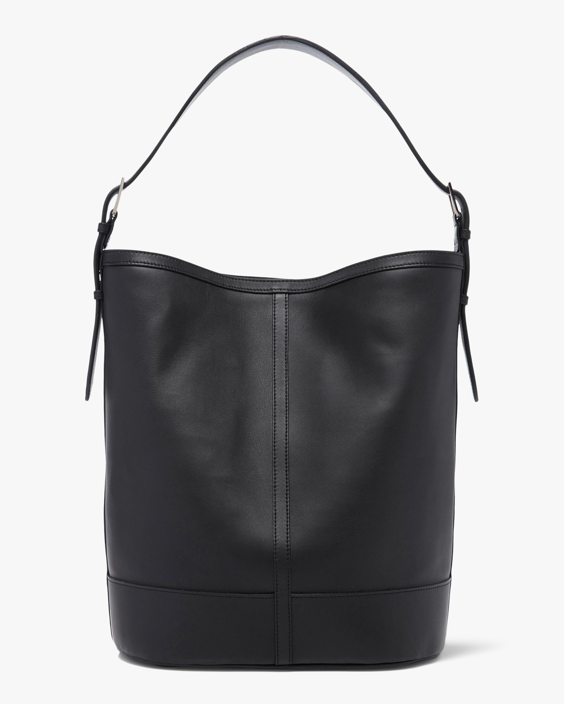 Hunting Season Leather Hobo Bag 1