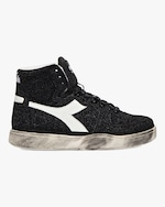 Diadora MI Basket Sparkle High-Top Sneaker 0