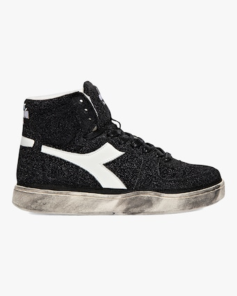 Diadora MI Basket Sparkle High-Top Sneaker 2