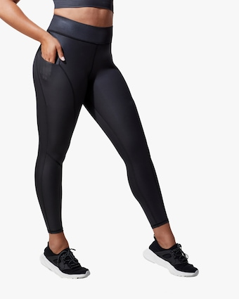 Michi Black Alba Pocket Leggings 2