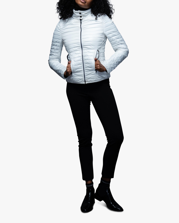 N'ONAT Faux Fur Convertible Puffer Jacket 3