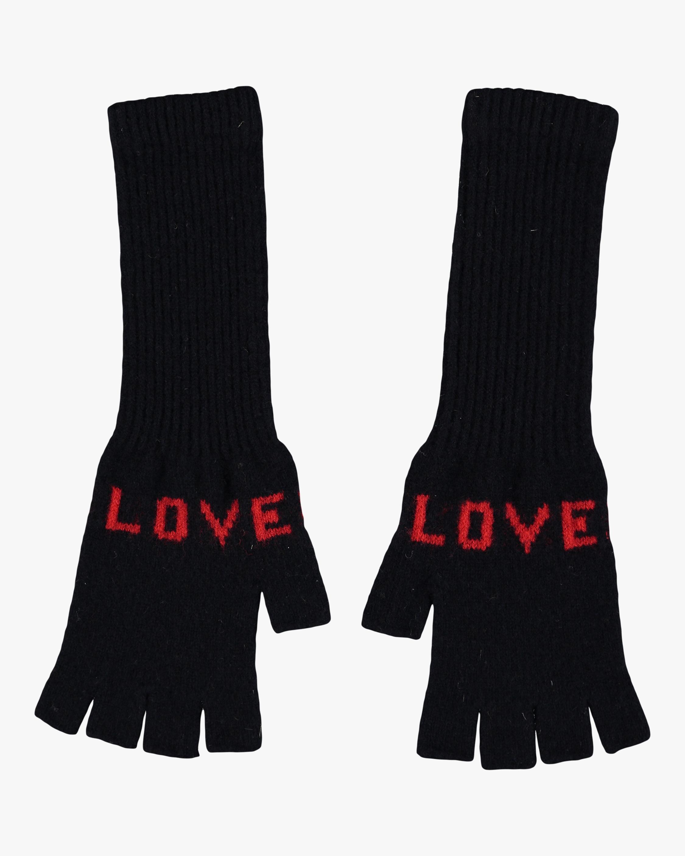 Quinton Chadwick Love Fingerless Gloves 1