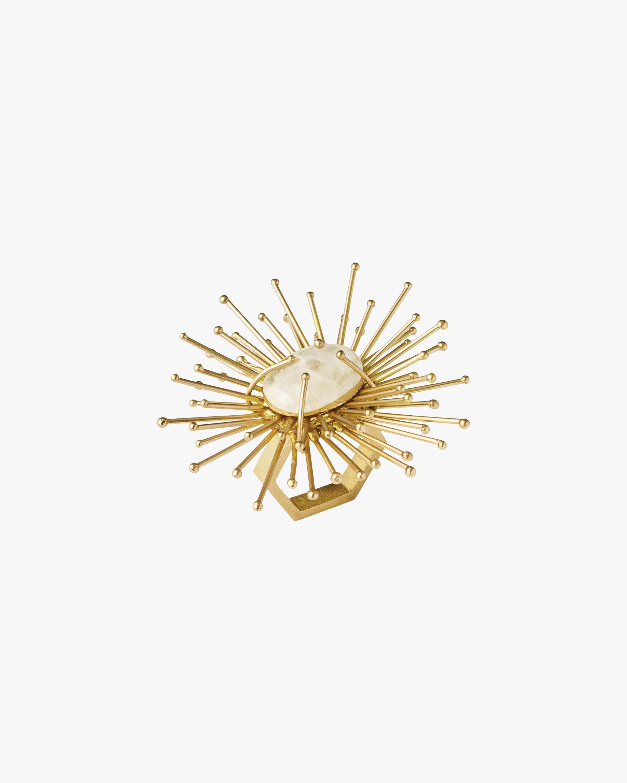 Kim Seybert Flare Napkin Ring- Set of 4 1