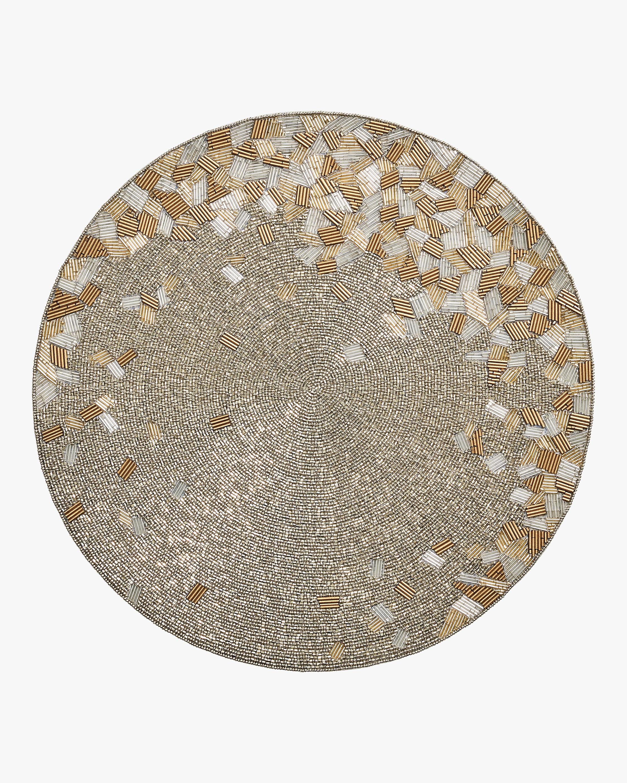 Kim Seybert Abstract Placemat - Set of 4 1