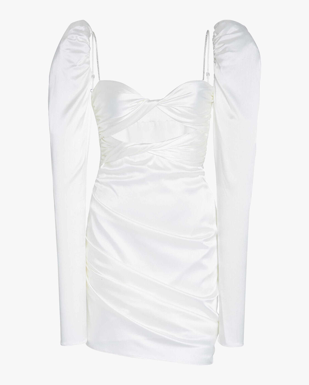 The Bar Dresses TWIST-TOP MINI DRESS