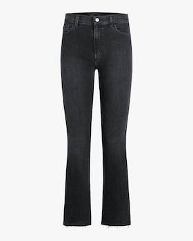 The Callie Cropped Bootcut Jeans