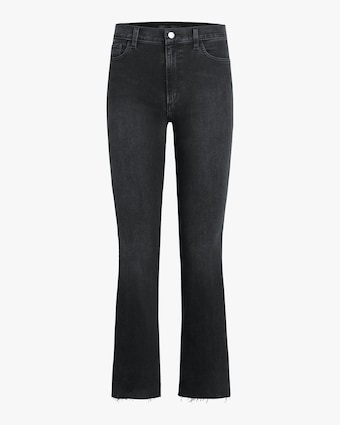 Joe's Jeans The Callie Cropped Bootcut Jeans 1