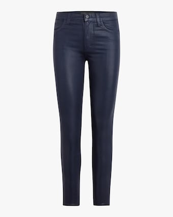 Joe's Jeans The Charlie Coated Ankle Jeans 1