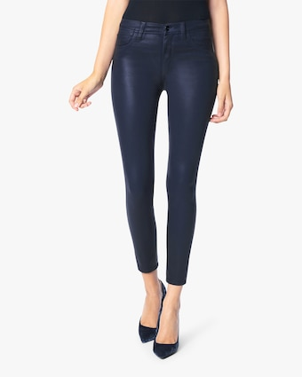 Joe's Jeans The Charlie Coated Ankle Jeans 2