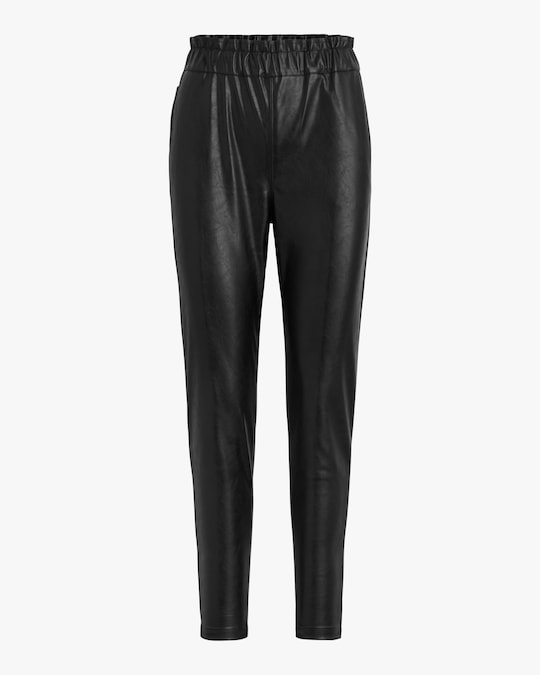 Joe's Jeans The Faux Leather Paperbag Pants 0