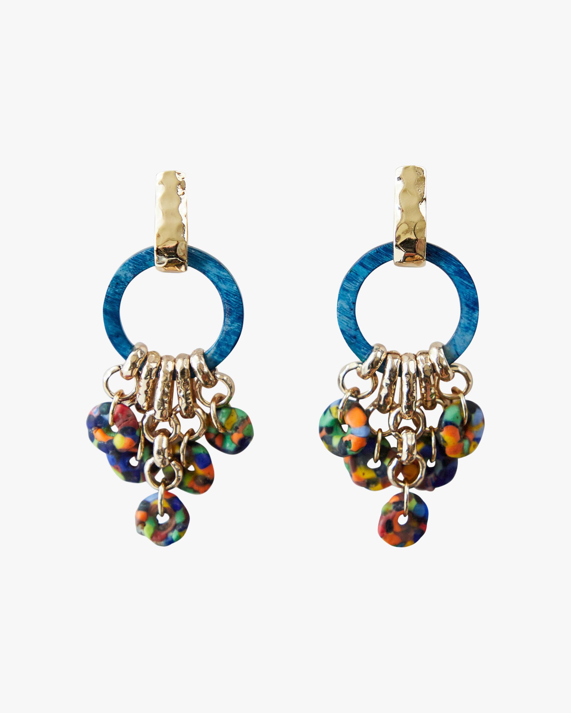 Akola Nyla Statement Earrings 0
