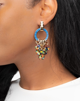 Akola Nyla Statement Earrings 2