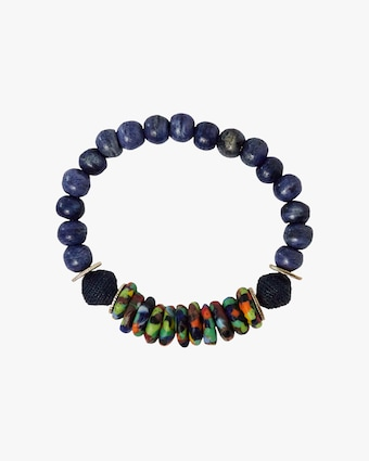 Akola Journey Beaded Stretch Bracelet 1
