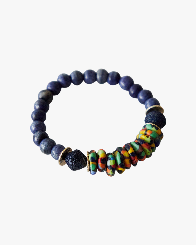 Akola Journey Beaded Stretch Bracelet 2