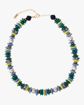 Akola Joceyln Beaded Statement Necklace 1