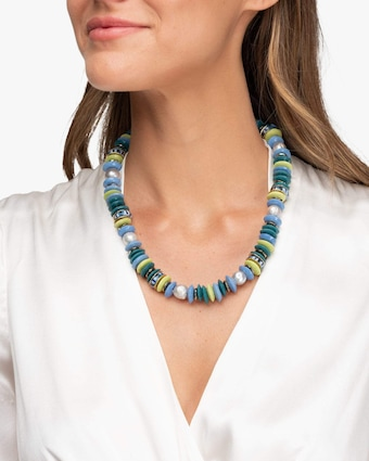 Akola Joceyln Beaded Statement Necklace 2