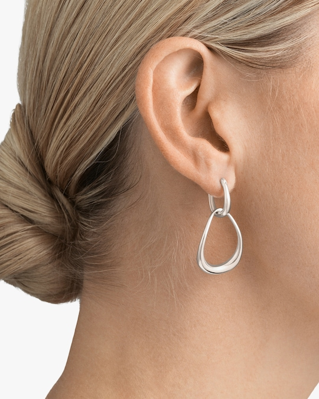 Georg Jensen Jewelry Offspring 433C Drop Earrings 1