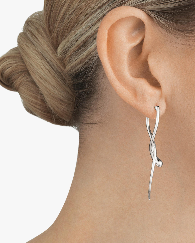 Georg Jensen Jewelry Mercy 634C Drop Earrings 2