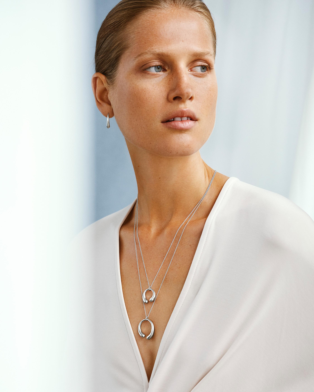 Georg Jensen Jewelry Mercy 634B Pendant Necklace 2