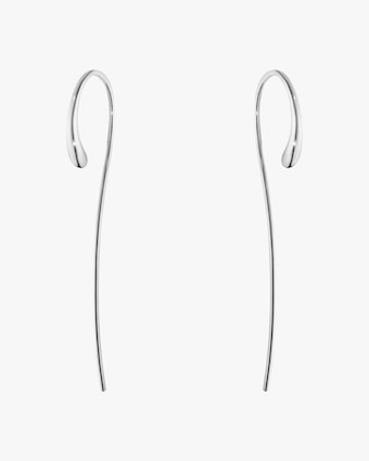 Georg Jensen Jewelry Mercy 634E Threader Earrings 1