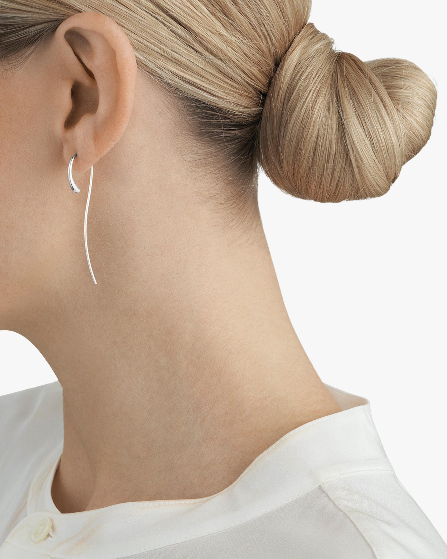Georg Jensen Jewelry Mercy 634E Threader Earrings 2