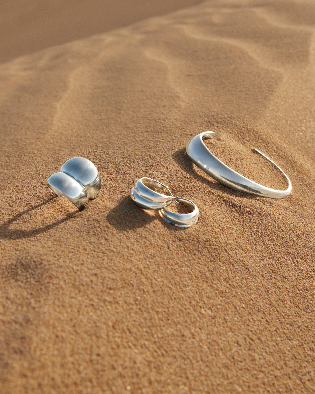 Georg Jensen Jewelry Curve 501 Ring 2