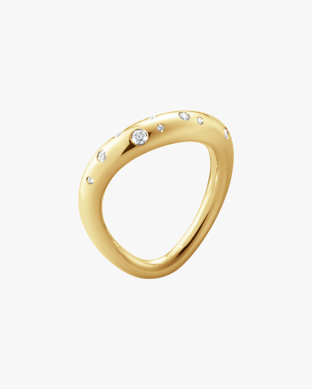 Georg Jensen Jewelry Offspring 1433 Diamond Ring 1