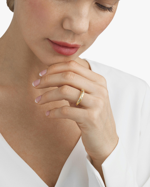 Georg Jensen Jewelry Offspring 1433 Diamond Ring 2