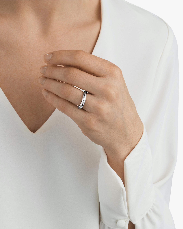 Georg Jensen Jewelry Offspring 433A Diamond Ring 2