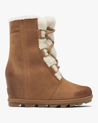 Sorel Joan Of Arctic Shearling Wedge Boot 1
