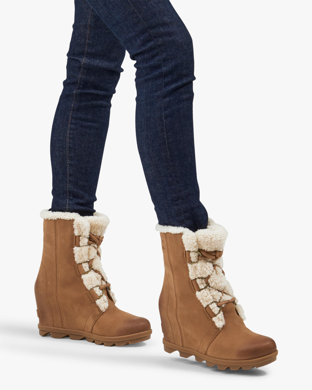 Sorel Joan Of Arctic Shearling Wedge Boot 1