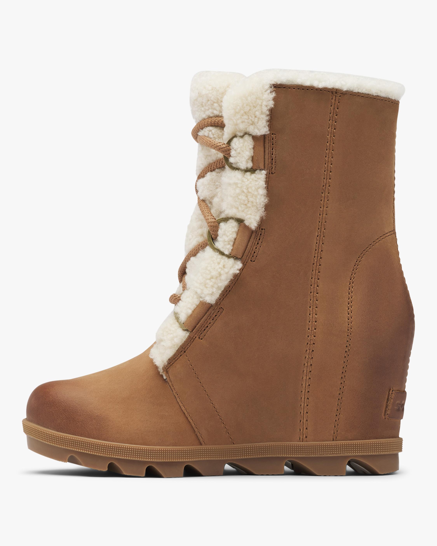 Sorel Joan Of Arctic Shearling Wedge Boot 3