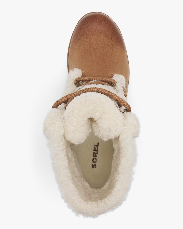 Sorel Joan Of Arctic Shearling Wedge Boot 5