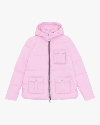 Ganni Heavy Tech Coat 2