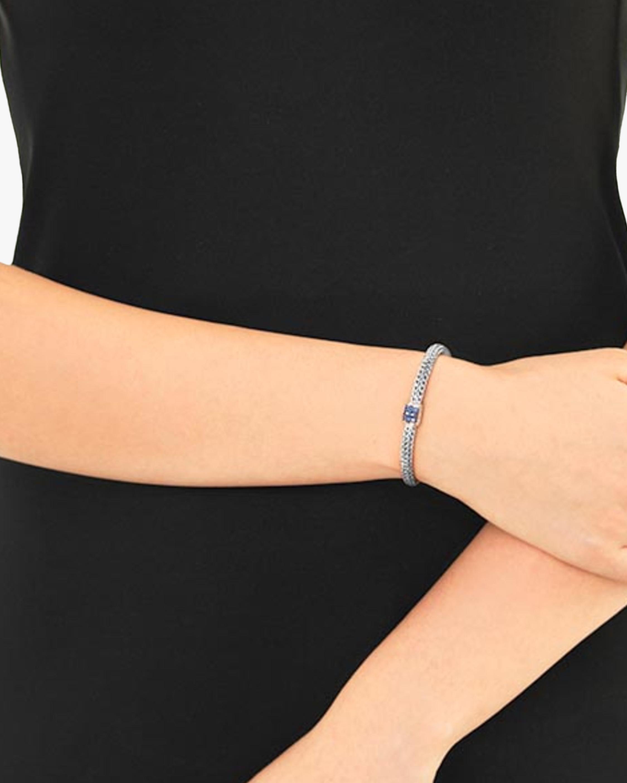 John Hardy Classic Chain Blue Sapphire Lava Bracelet 2