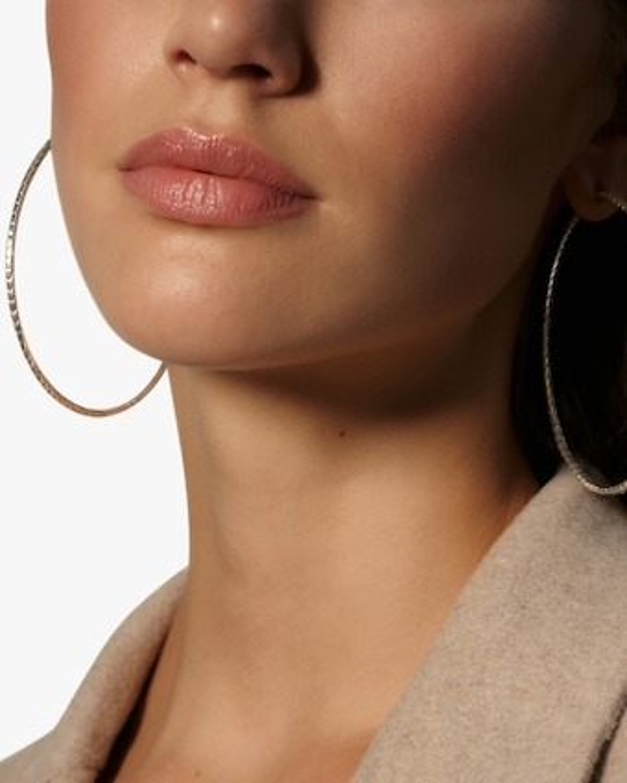 John Hardy Classic Chain Extra-Large Hoop Earrings 2