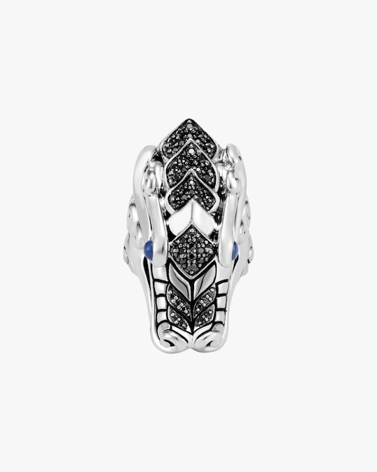 John Hardy Legends Naga Dragon Head Ring 1