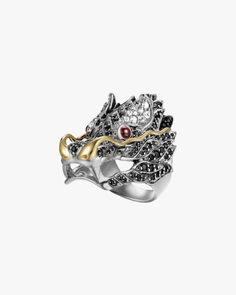 John Hardy Legends Naga Dragon Ring 1
