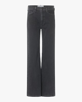 Tomorrow Brown Straight Jeans 1