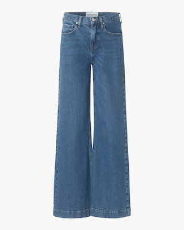Tomorrow Kersee High-Waist Flare Jeans 1
