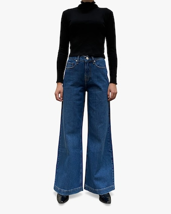 Tomorrow Kersee High-Waist Flare Jeans 2