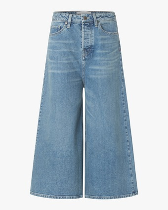 Tomorrow Mandela Denim Culottes 1