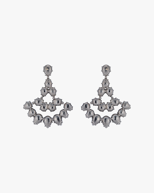 Larkspur & Hawk Caterina Fan Earrings 2