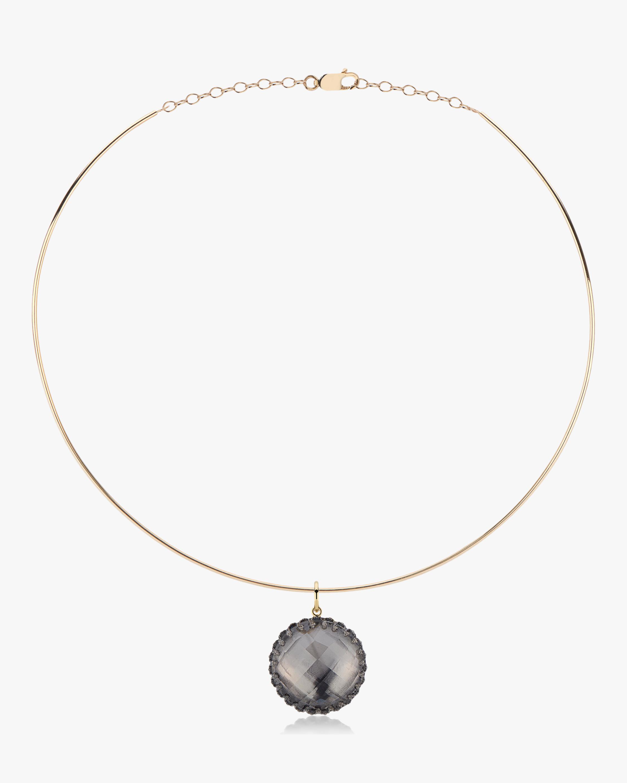 Larkspur & Hawk Lady Olivia Large Charm Necklace 1