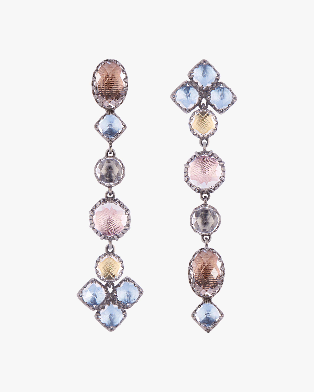 Larkspur & Hawk Sadie Shoulder Duster Earrings 1