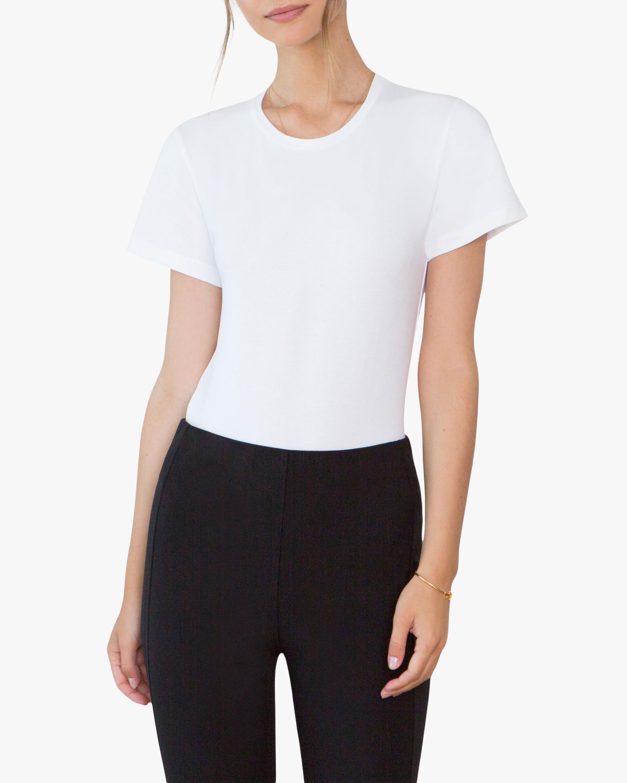 Santicler Jen Organic Cotton Crewneck Bodysuit 3