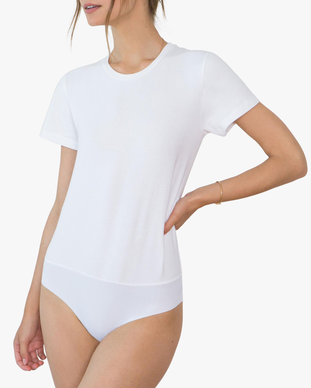 Santicler Jen Organic Cotton Crewneck Bodysuit Set 1