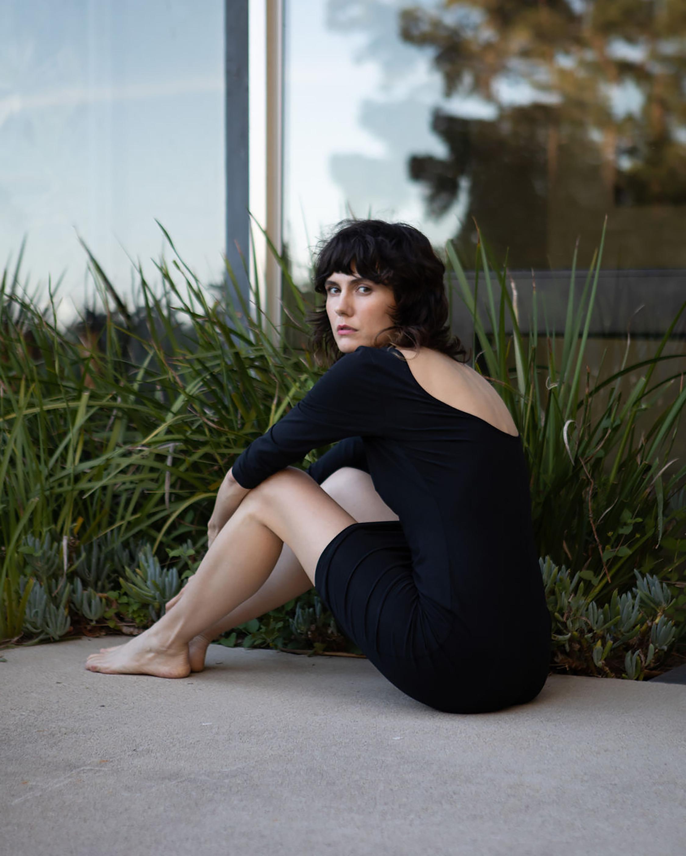 Santicler Diana Organic Cotton Bodycon Dress 5