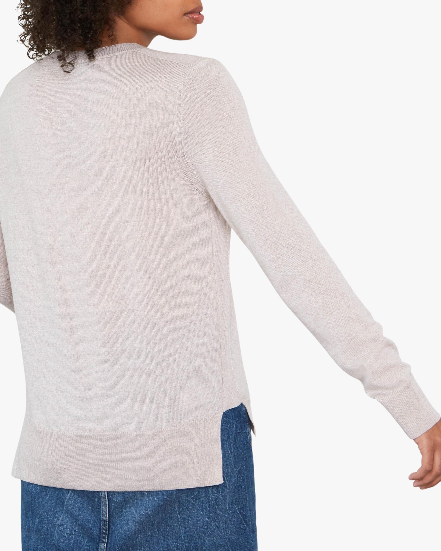 Santicler Emma Merino Wool V-Neck Sweater 2