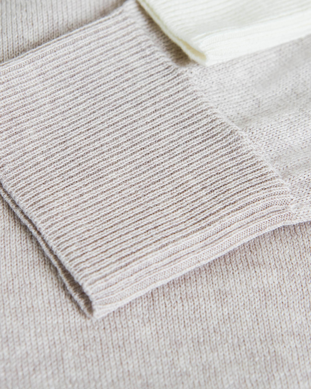 Santicler Emma Merino Wool V-Neck Sweater 5